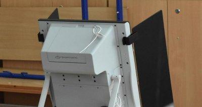 Избирателната активност е 42,19 процента, обяви ЦИК