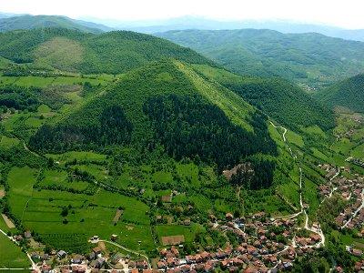 Мистерията на пирамидите в Босна