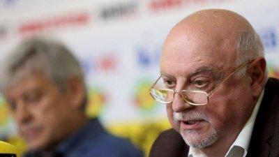 "Константин Баждеков е новият шеф на ""Левски"""