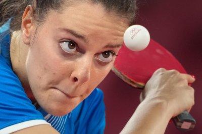 Полина Трифонова с втора поредна победа в тениса на маса (СНИМКИ)