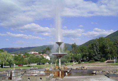 ИКОНОМИЯ: Гейзерът в Сапарева баня ще се пуска почасово