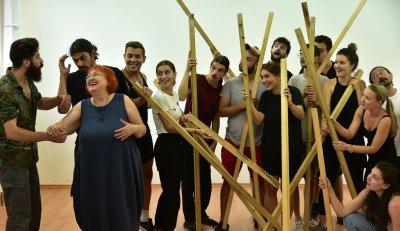 """Театър """"Кредо"""" на Нина Димитрова стартира първата си творческа лаборатория"""