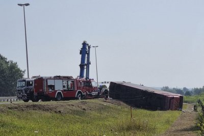 10 загинали и десетки ранени при тежка катастрофа в Хърватия