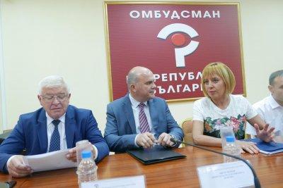 Манолова: Нека Съветът за наблюдение на и за хората с уврежданията е прозрачен