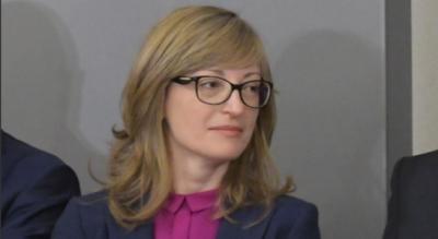 Захариева за скандала с Дачич: Така не се говори на премиер
