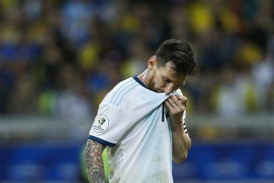 Бразилия удари Аржентина, Меси пак без трофей