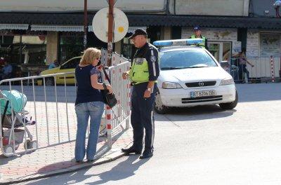ВНИМАНИЕ! КАТ с акция в защита на пешеходците