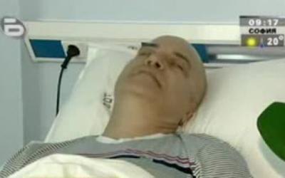 Защо Слави е бил в болницата?