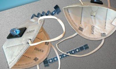 Учени предлагат еко метод за унищожаване на медицинските маски
