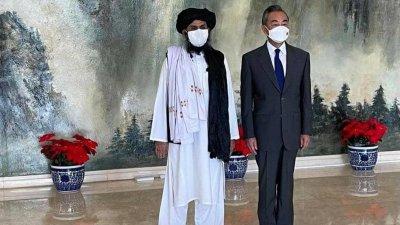 Талибаните преговарят с Китай