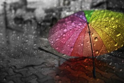 Летен дъжд разхлади София