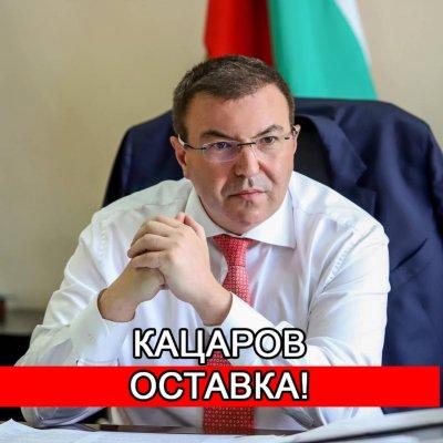 Проф. Ангелов: Кацаров, г-н 11 стотинки, оставка!