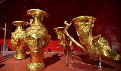 Интересни факти за панагюрското съкровище