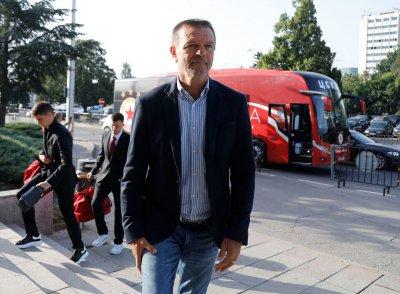 Стойчо Младенов: Който не е свикнал с напрежение, не е за ЦСКА