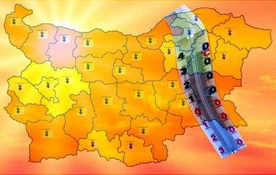 Русе би рекорд: 39,8 градуса на сянка изпържиха града