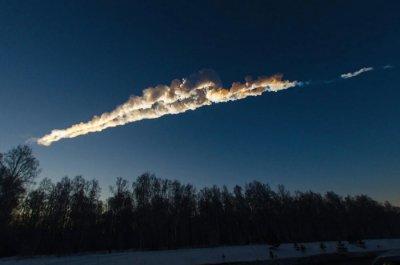 Метеорит падна в Измир