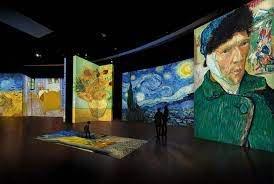 Картините на Ван Гог оживяха в Мюнхен