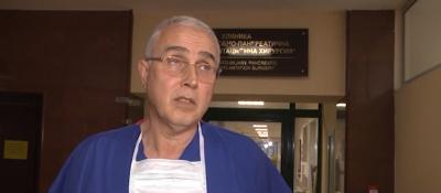 Трансплантираха черен дроб на 44-годишен, болен от COVID