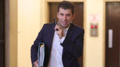 Министърът на икономиката Кирил Петков