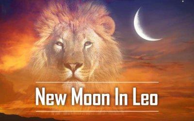 Новолунието в Лъв ще е ключово за 4 зодии