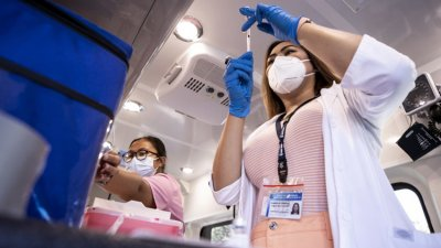 Делта вариантът намалявал ефективността на ваксините