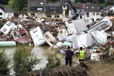 Европа се готви за глобална катастрофа