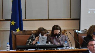 Татяна Дончева към Ива Митева: Не се дръжте като болонка на нечий сценарист
