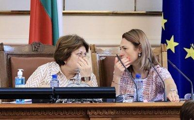 Митева отговори на Дончева: Болонката може да е приятел, но може и да прояви характер