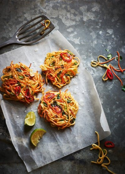 Изненада с Lupa.bg: Спагети на кюфтета (СНИМКИ)