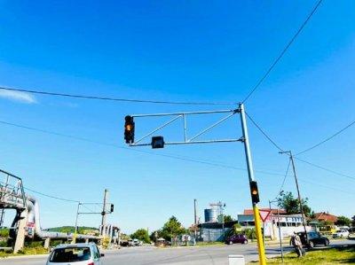 Честито: Два светофара грейнаха във Враца
