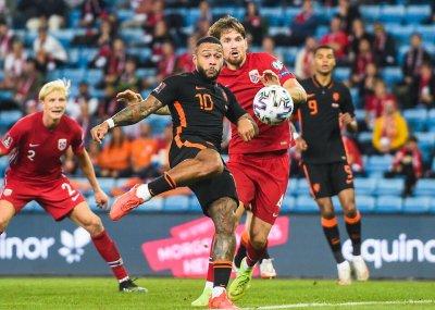 Нидерландия се издъни срещу Норвегия