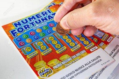 Внимавайте в Неапол! Полицията издирва крадец на фиш от лотарията за €500 000