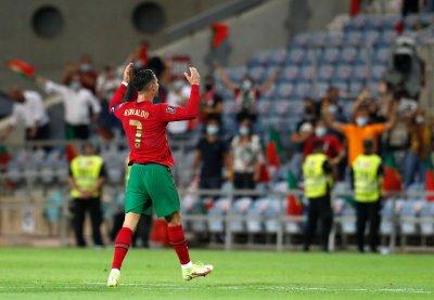 В исторически мач Кристиано Роналдо измъкна Португалия