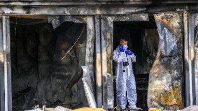 Четири оставки след трагедията в Тетово, където 14 души загубиха живота с