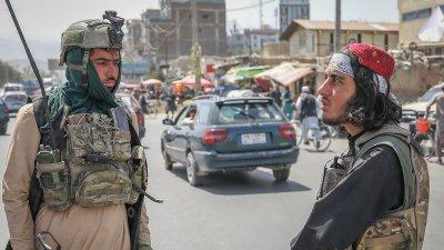 Америка избяга, Афганистан продължава да се бори