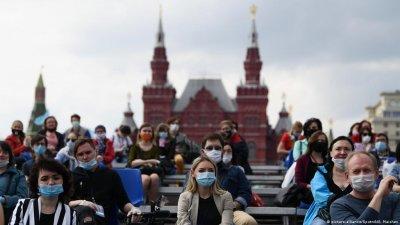 ГОВОРИ МОСКВА: Колективният имунитет в Русия достигна 60%
