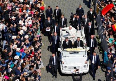 Скандал: Кортежът на папата уби спортист