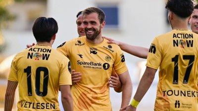 Норвежкият съперник на ЦСКА в Лигата на конференциите отново оглави класирането