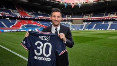 Меси ще получи 110 млн. евро от Пари Сен Жермен
