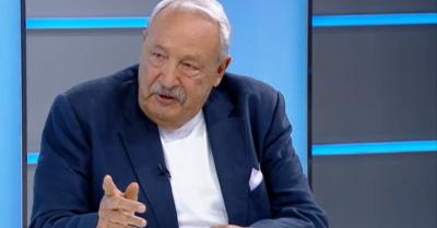 Иван Гарелов: Бойко го е страх, че Радев ще го изхвърли от политиката