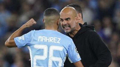 Феновете на Сити скочиха на Гуардиола, съветват го да си гледа отбора