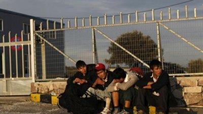 Гърция не изпитва силен натиск от страна на мигранти