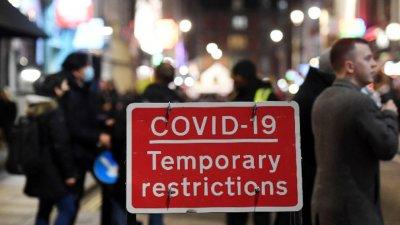 Великобритания премахна Covid светофара, остава само червеният списък