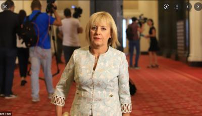 Мая се закани: Ще съдим държавата за незаконното подслушване