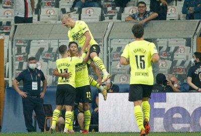 Борусия Дортмунд не прости на Бешикташ в Шампионска лига