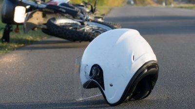 "Моторист се блъсна в кола на ""Цариградско шосе"""
