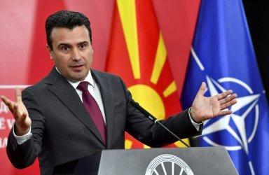 Заев очаква София да пусне Скопие през декември