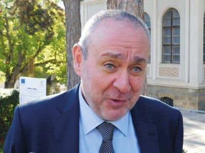 Борис Велчев, конституционен съдия
