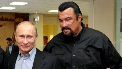 Стивън Сегал стана политик в Русия