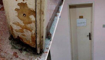 Потресаваща мизерия в русенска болница (Снимка)